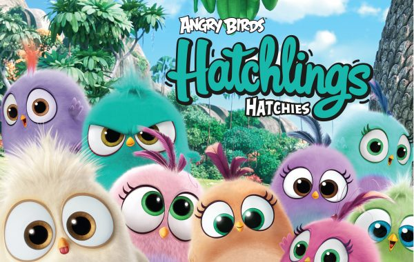 Angry Birds Hatchlings